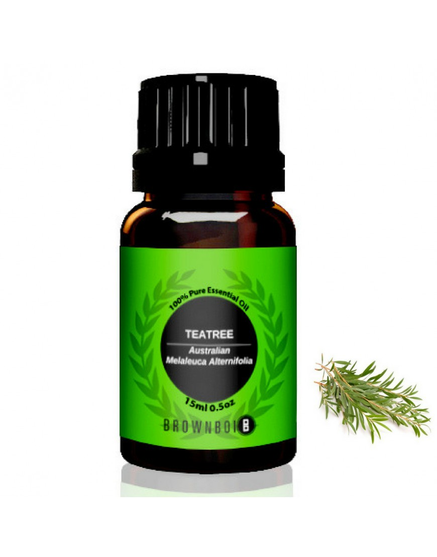 Bbeo Tea Tree Essential Oil For Face Acne Prone Skin Tags -8751