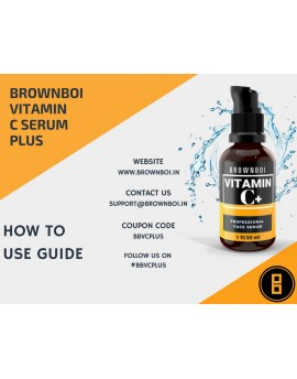 BrownBoi Vitamin C Serum Plus - Emagazine