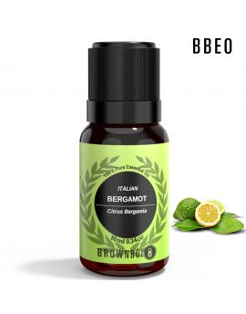 BrownBoi BBEO Italian Bergamot Essential Oil Aromatherapy & Therapeutic Grade