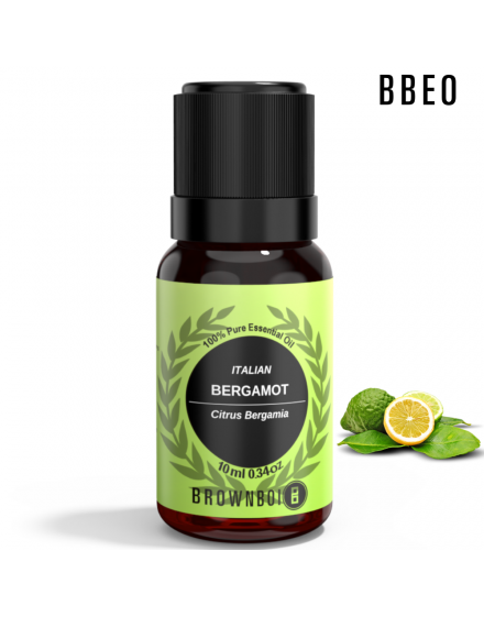BrownBoi Italian Bergamot Essential Oil