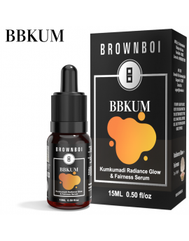 BrownBoi BBKUM Kumkumadi Fairness Tailam Serum For Radiance Face Glow