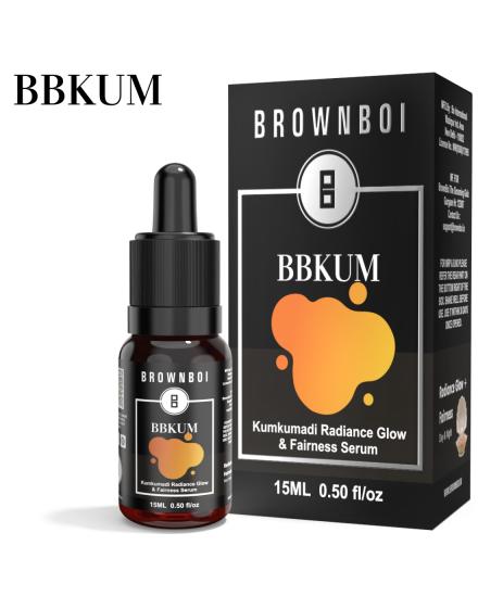 BrownBoi BBKUM Ayurvedic Kumkumadi Oil Radiance Face Glow