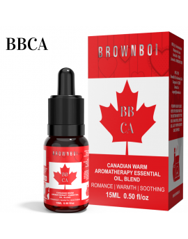 BrownBoi BBCA Canadian Warm Aromatherapy Essential Oil Blend