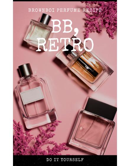 BrownBoi BB-RETRO Perfume Recipe