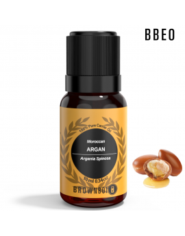 BrownBoi Cold Pressed Moroccan Argan Oil