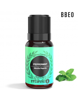 BrownBoi BBEO Indian Peppermint Essential Oil