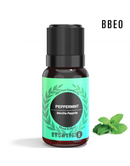 BrownBoi Peppermint Essential Oil
