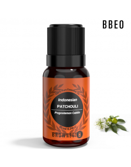 BrownBoi BBEO Indonesian Patchouli Essential Oil For Dark Circles Blemish Removal Face & Skin Care