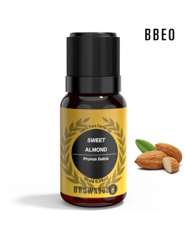 BrownBoi BBEO Cold Pressed Sweet Almond Oil