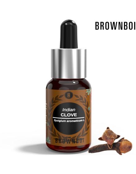 Clove Essential Oil Indian