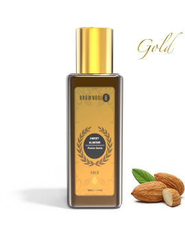 Sweet Almond Oil - BBGOLD Cold Pressed