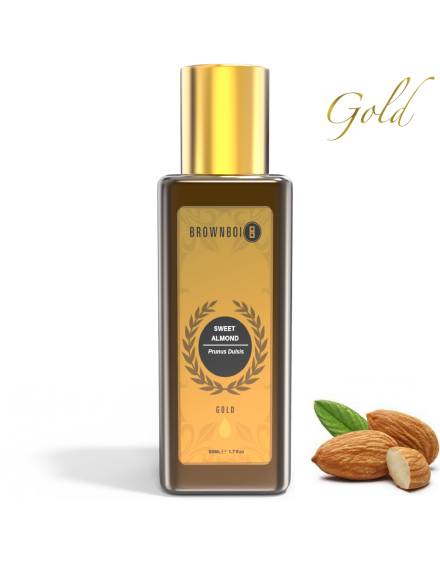 Sweet Almond Oil BBGOLD BrownBoi