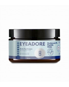 EYEADORE Dark Circles Under Eye Cream With Hyaluronic Acid 1% Protein Peptide Cucumber & NAC