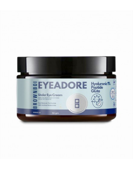 BrownBoi EyeAdore Dark Circle Under Eye Cream