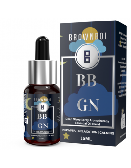 BrownBoi BBGN Deep Sleep Spray Aromatherapy Essential Oil Blend