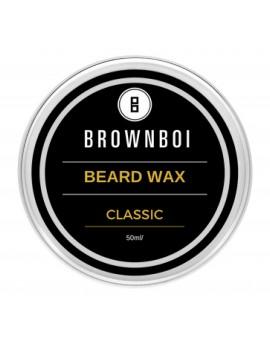 BrownBoi Beard Wax Classic