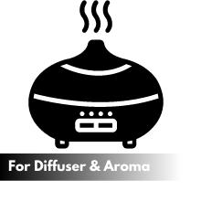 Vanilla Oil Diffuser Aromatherapy