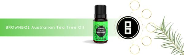 BrownBoi Australian Tea Tree Oil